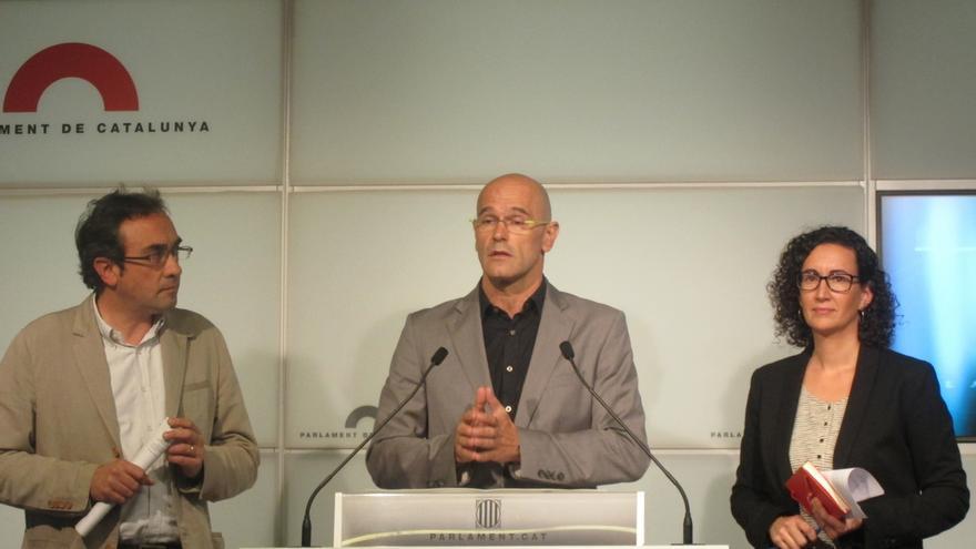 JxSí pide al Debate de la CUP que siga su ejemplo encontrando la unidad en su diversidad