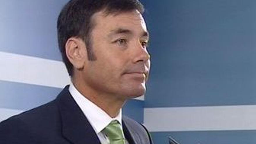 Tomas Gómez, secretario general del PSM.(EUROPA PRESS)