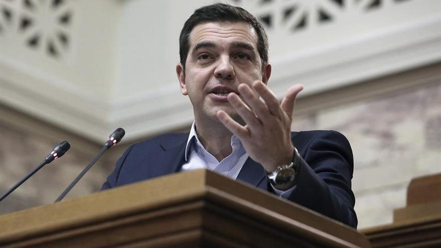 Tsipras: La Cuba de Fidel nos enseñó que el camino al socialismo no es de rosas