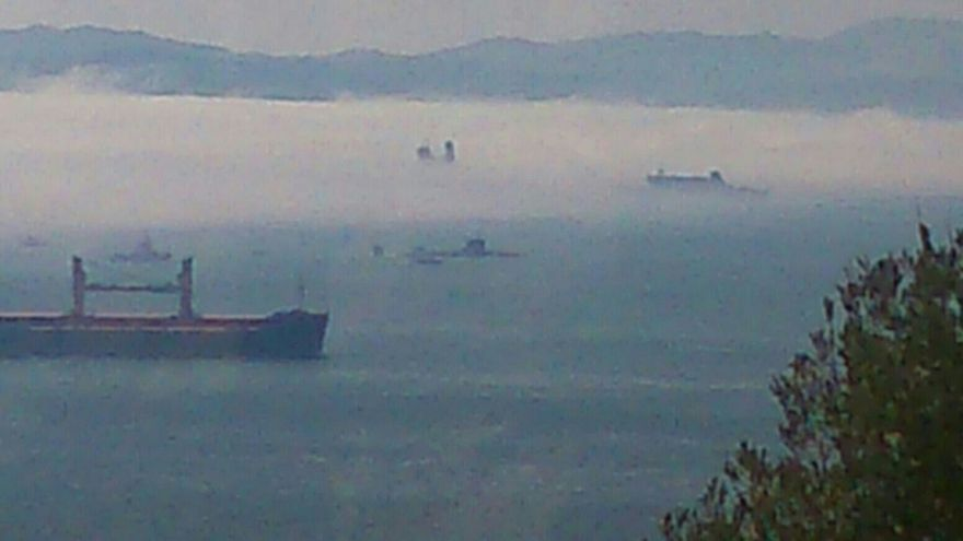 Abandona la base naval de Gibraltar el submarino nuclear 'HMS Talent'