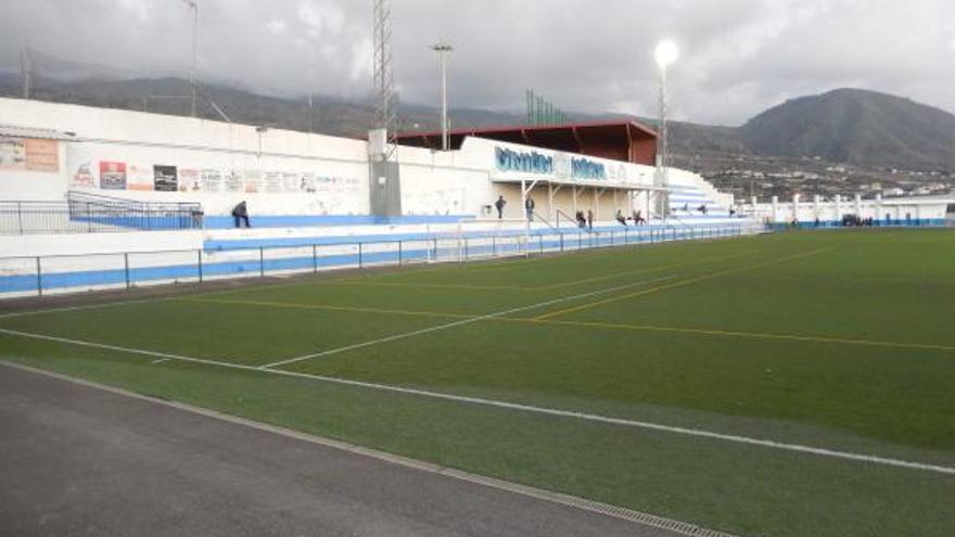 El campo Tomás Hernández Alonso acoge el torneo de homenaje a Pedro Pérez