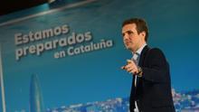 Casado intenta torpedear la reunión entre Sánchez y Torra alentando el miedo a un conflicto armado en Catalunya