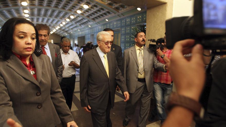 El nuevo mediador para Siria ultima los preparativos de su viaje a Damasco