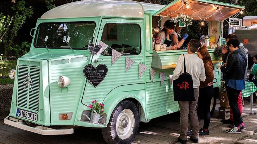 La I Expo Food Trucks propone una vuelta al mundo gastronómica en Madrid