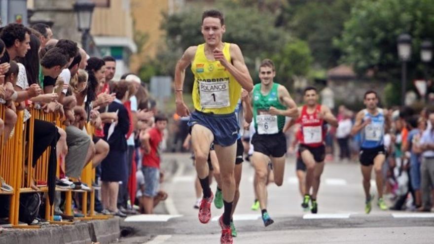 Atletismo: El astigitano David Palacio se queda sin europeo