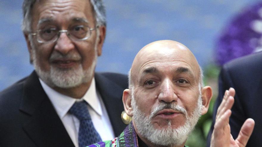 El presidente afgano cambia a casi un tercio de los gobernadores provinciales