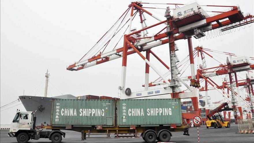 El comercio exterior chino se recuperará en la segunda mitad de 2015, augura Pekín