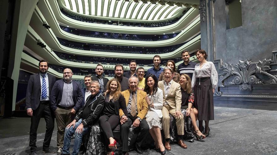 Les Arts acoge la representación de 'Rigoletto'