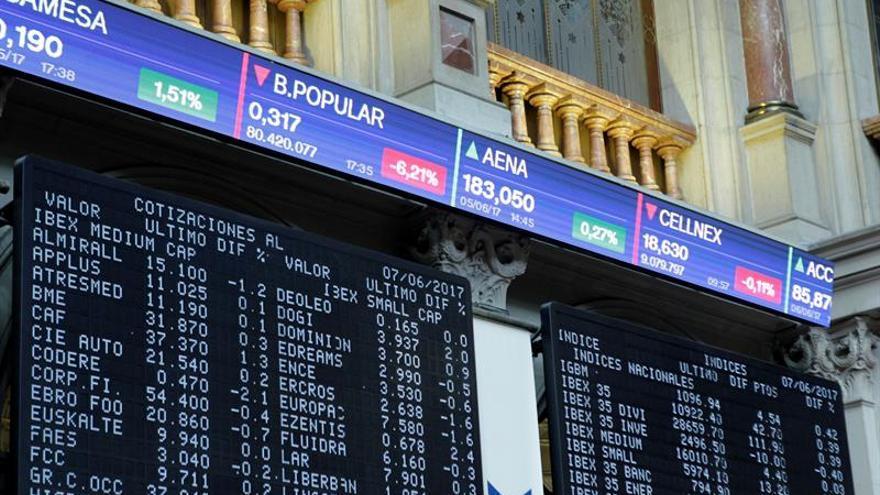 Liberbank sube el 29 % en bolsa tras suspender la CNMV sus posiciones cortas