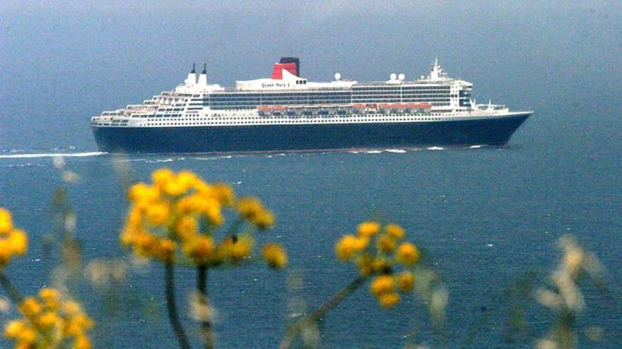 Ceuta cierra el primer semestre con una caída del 45 por ciento en el tráfico de pasajeros