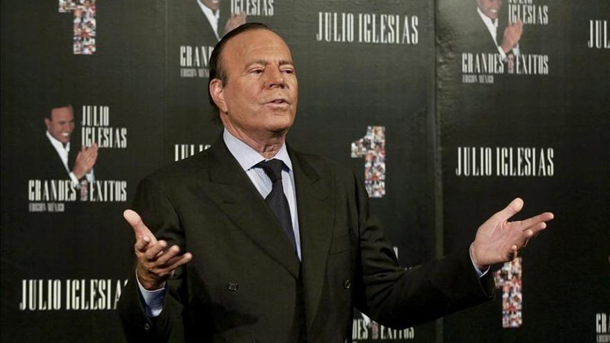 Julio Iglesias celebrará su 70 cumpleaños con una nueva gira por España