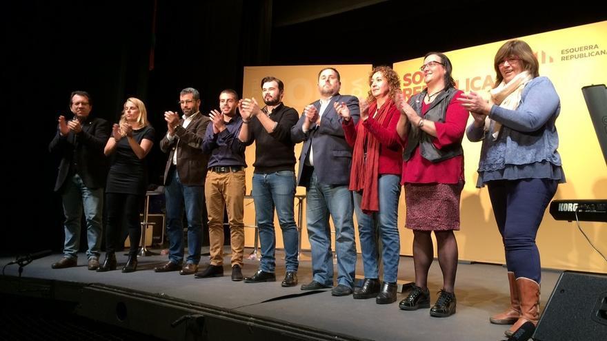 Junqueras (ERC) reclama a todos los partidos independentistas responsabilidad y no desanimarse