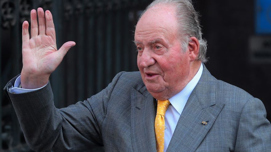 From 6.7 million to more than 27: the maximum fines to Juan Carlos I if a file had been opened for defrauding the Treasury