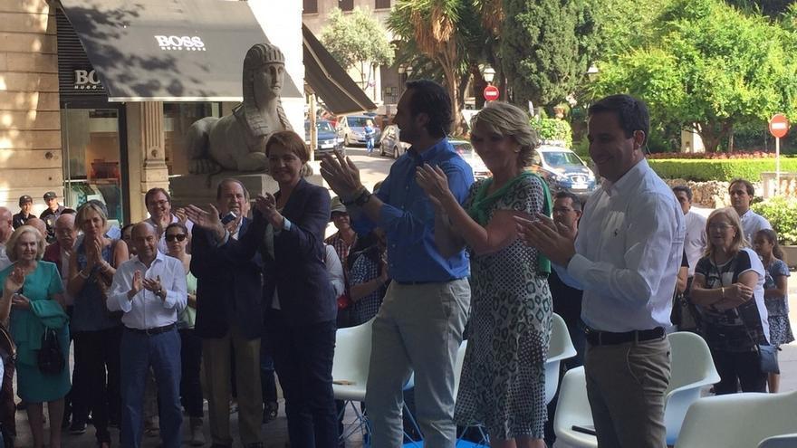 """Aguirre: """"La coalición de perdedores sólo va a endeudarnos más"""""""