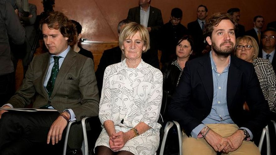 """El hijo de Giménez Abad afirma que Otegi carece de la """"ejemplaridad ética y cívica"""" para ser político"""