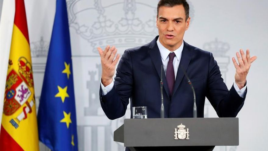 """Sánchez garantiza la revalorización de las pensiones """"con o sin Presupuesto"""""""