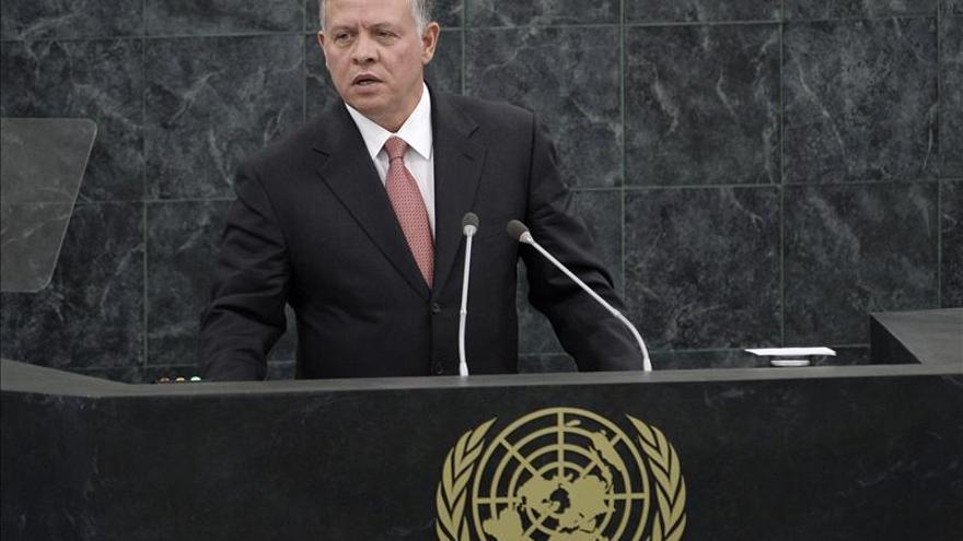 El rey de Jordania visitará México y EEUU a partir del 12 de febrero