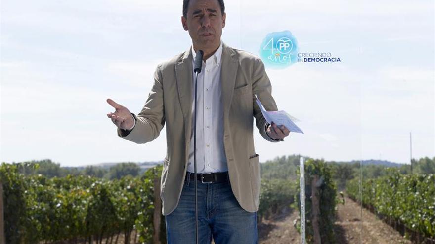 Maíllo: Solo habrá nueva financiación autonómica y local con un acuerdo con el PSOE