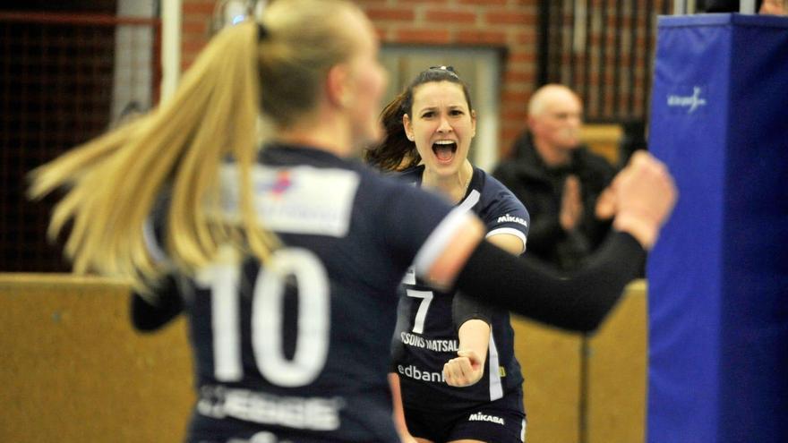 La jugadora belga debutará en la Superliga española de la mano del IBSA