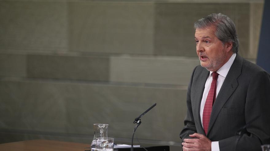 """Méndez de Vigo espera una reunión """"fructífera"""" entre Rajoy y Sánchez y aboga por acuerdos"""