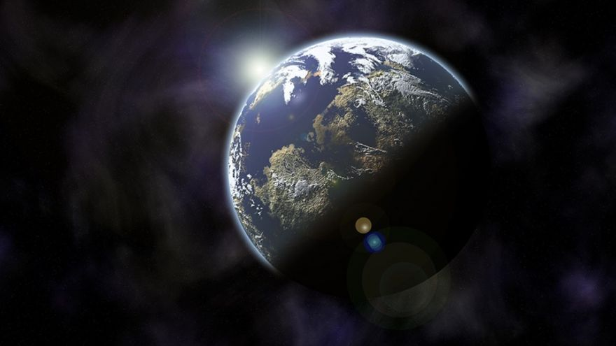 Pensar el fin del mundo es crecer, responsabilizarse: nos recuerda que este planeta es nuestra única baza y no habrá segundas oportunidades