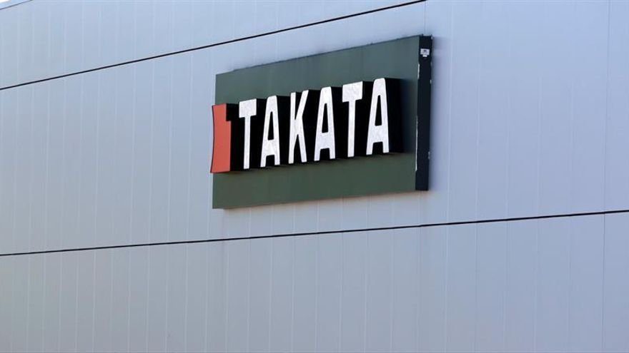 Takata se desploma casi un 20 % en Bolsa por su inminente bancarrota