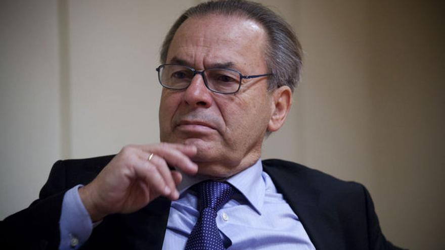 Jorge Fabra es uno de los fundadores de Economistas frente a la crisis