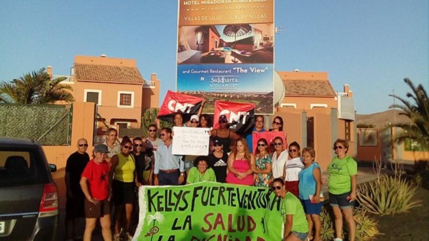 Kellys de Fuerteventura.