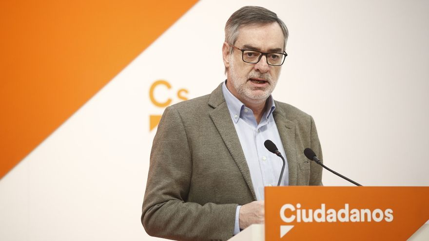 Villegas optará a ser número uno de Cs por Almería al Congreso