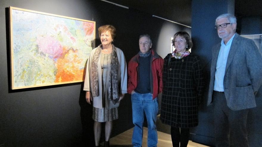 La visión científica y artística de la fauna marina se reencuentran en una exposición en el Museo Marítimo