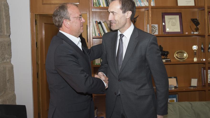 M. Meléndez y Jose A.Monago