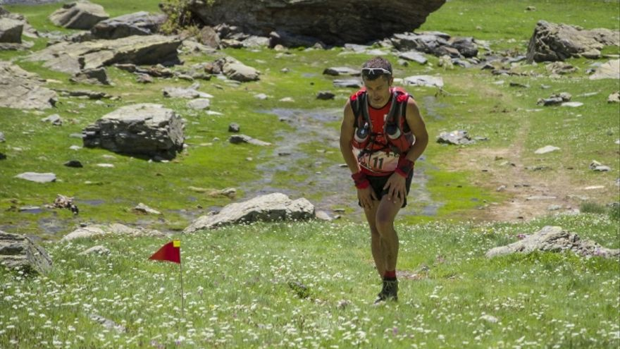 Andorra Ultra Trail Vallnord.