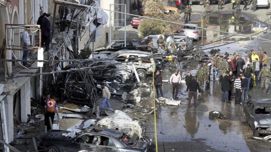 7 muertos y 15 heridos en el Líbano por proyectiles disparados desde Siria