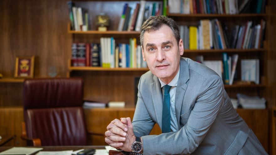 El delegado del Gobierno central en Castilla-La Mancha, Francisco Tierraseca