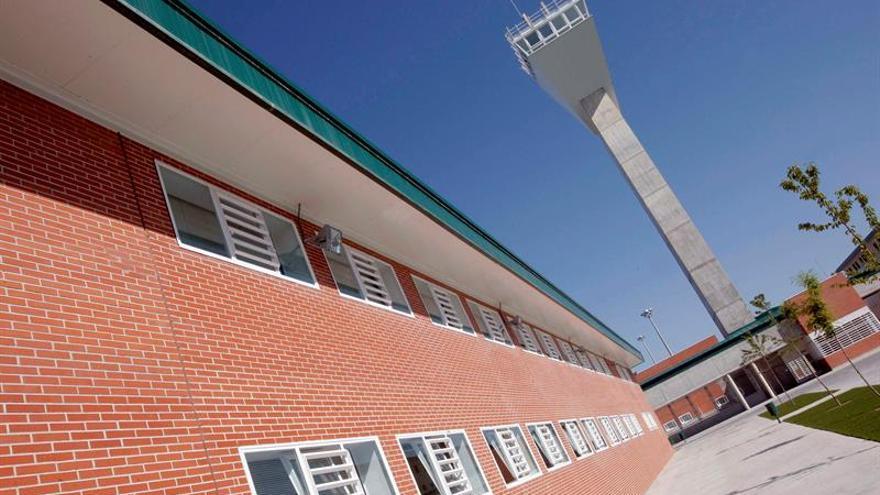 Torrent se reúne en la cárcel de Estremera con Junqueras y Forn