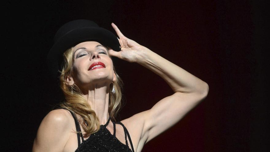 Ute Lemper, voz del cabaret berlinés, llega al Festival de Granada