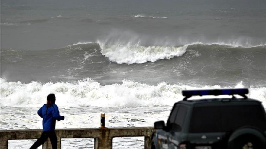 El temporal remite aunque persisten alertas por riesgo de aludes y vientos