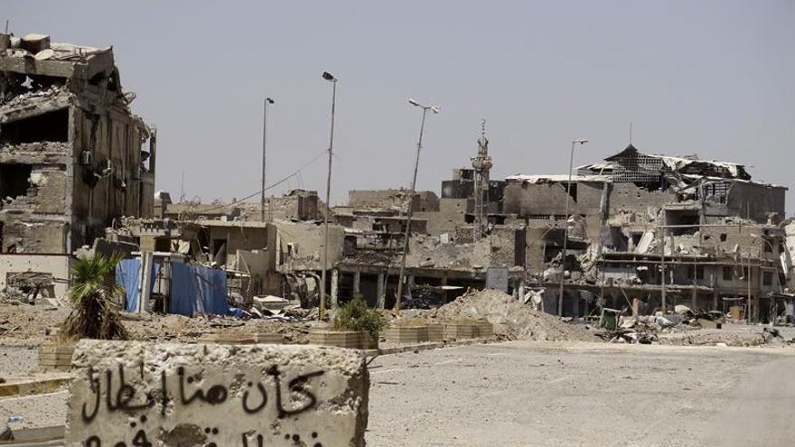 Mueren ocho combatientes del EI en operaciones al sur de Mosul