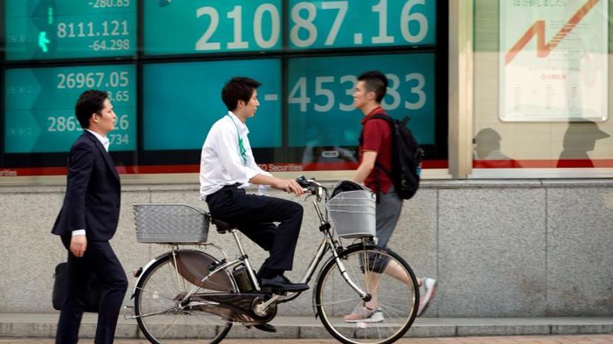 El Nikkei avanza un 0,78 % ante buen clima de diálogo entre EEUU y China.