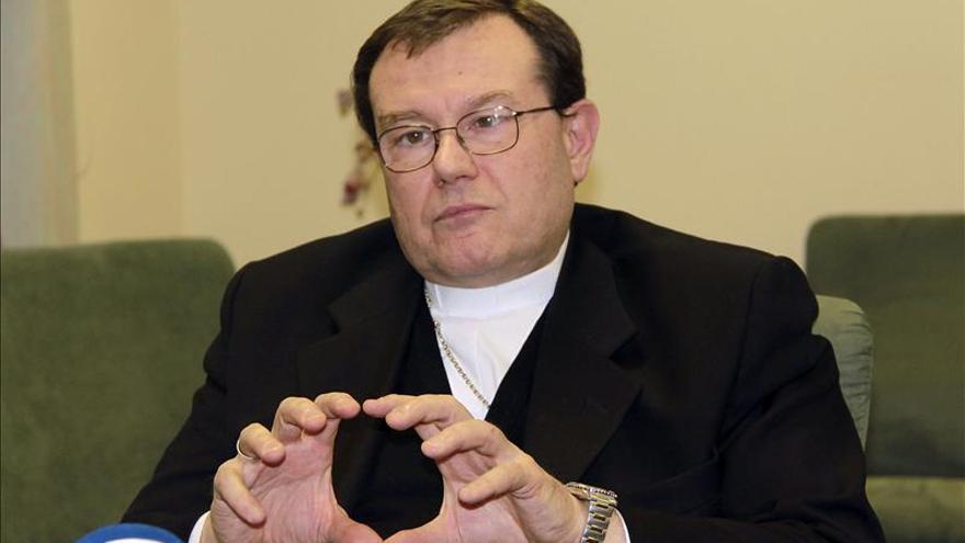 """El arzobispo de Moscú dice que """"el papa visitará Rusia sólo con el acuerdo de Iglesia Ortodoxa"""""""
