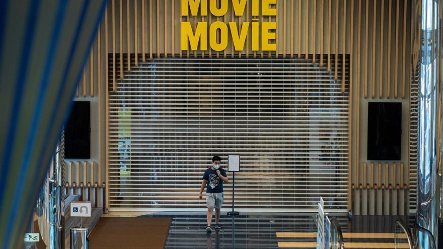 Casi todos los cines de China podrán reabrir a partir de la próxima semana