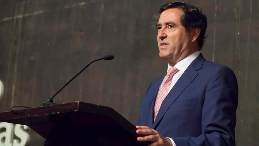 Garamendi (CEOE) pide que las empresas puedan hacer control de drogas a los trabajadores