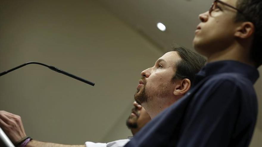 """Iglesias ve lo de Venezuela una """"presión"""" para impedir un pacto PSOE-Podemos"""
