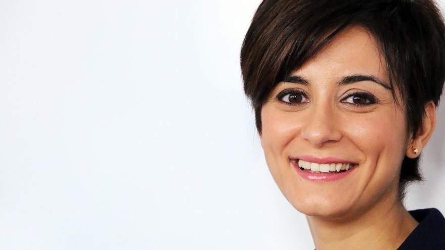Isabel Rodríguez, candidata del PSOE al Congreso por Ciudad Real