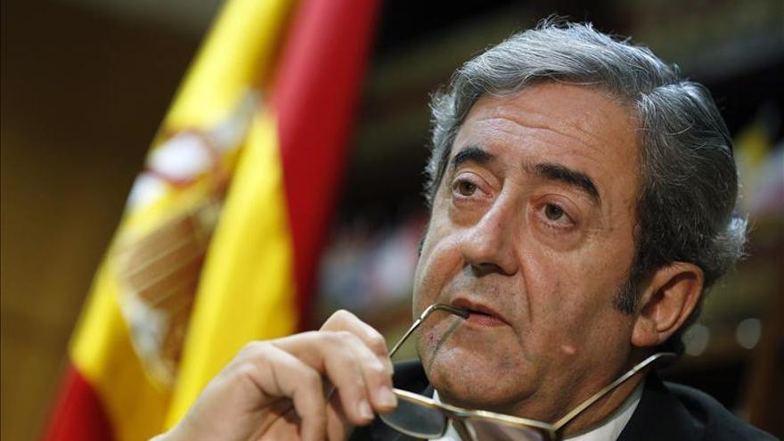 La Fiscalía de la A. Nacional investiga si hay conexión española con los autores de los atentados