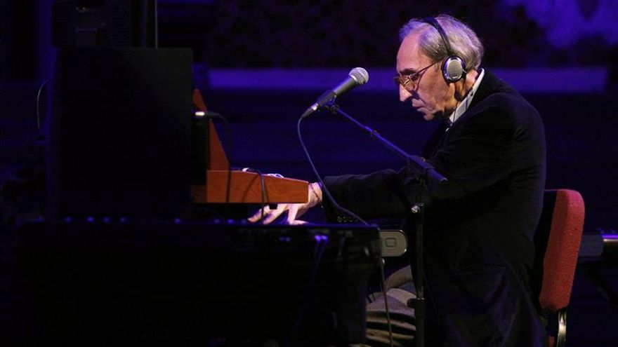 Los conciertos de Franco Battiato en España, aplazados a septiembre