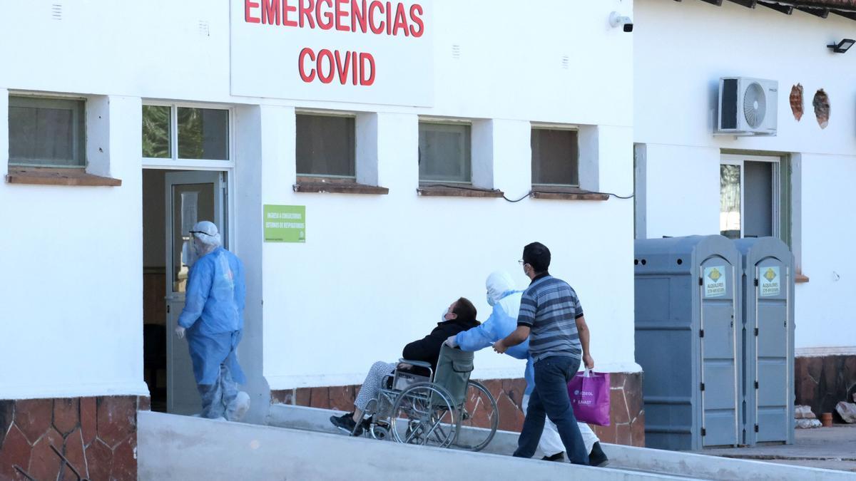 La Pandemia de Covid-19 golpea con fuerza en Argentina