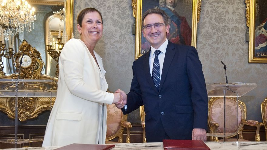 La Fundación La Caixa destinará 13,5 millones de euros para proyectos sociales y culturales en Navarra en 2016