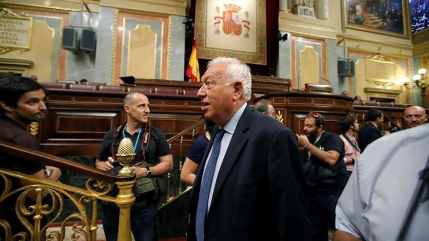 """Margallo: el PP ha """"cerrado capítulo"""" con la marcha de Barberá del partido"""