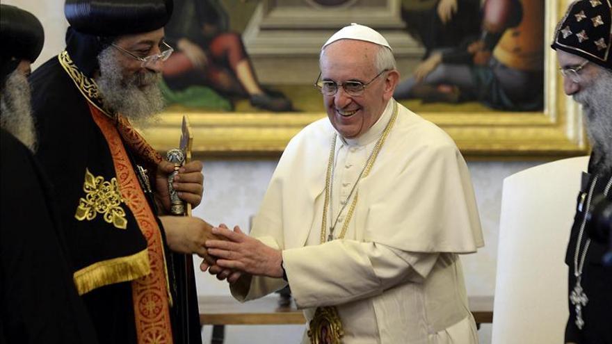 Los papas Francisco y Teodoro II abogan por la unidad de los cristianos